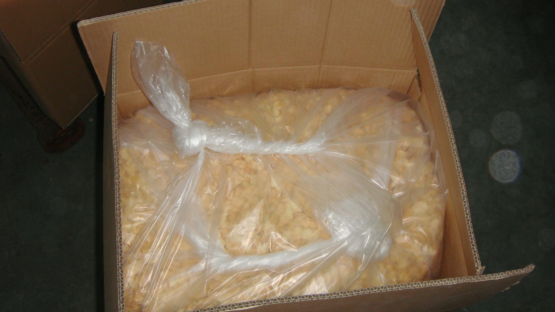 Hojuelas de ajo con paquete de 20 kg / CTN: